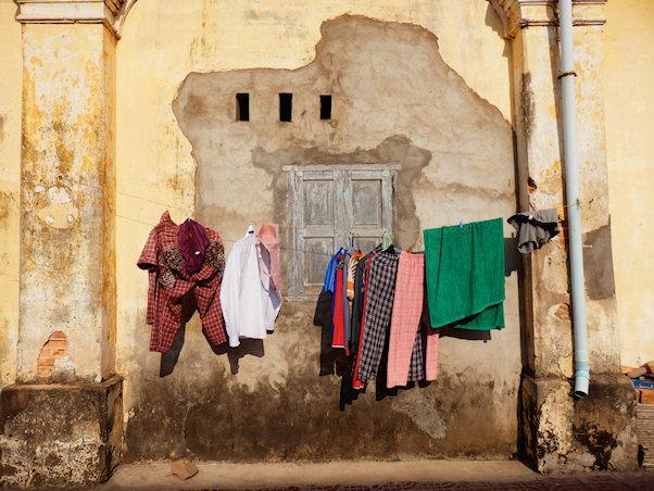Pyykkinaru, Kampot, Kambodza | Maija Kauhanen | kulkuri.org