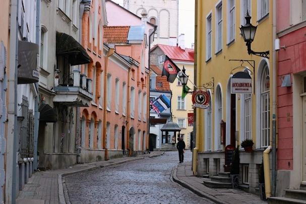 Tarvitaanko Tallinnan-risteilylle passi tai muu henkilötodistus? - kulkuri.org