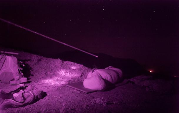 Infrapuna, yökuvausta | © Michael Yon | Kulkuri.org