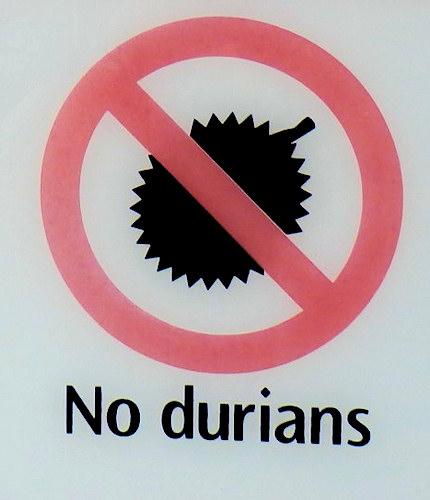 Durian, tuo haiseva hedelmä | Maija Kauhanen | kulkuri.org