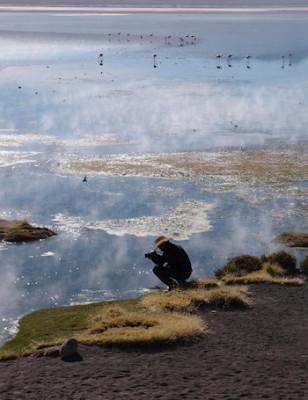 Viikon kuva: Laguna Colorada, Bolivia