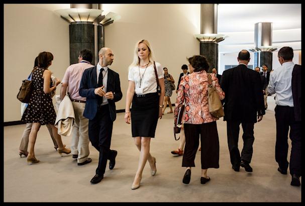 Eurovaalit lähestyvät. Pian sinäkin voit olla yksi heistä.   Kristof Vadino   Kulkuri.org