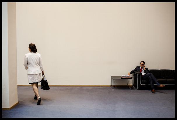 Euroopan parlamentin rakennuksessa piisaa tilaa | Kristof Vadino | Kulkuri.org
