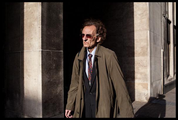 Kova mies, kuka onkaan; jos tiedät, lähetä terkkuja   Kristof Vadino   Kulkuri.org