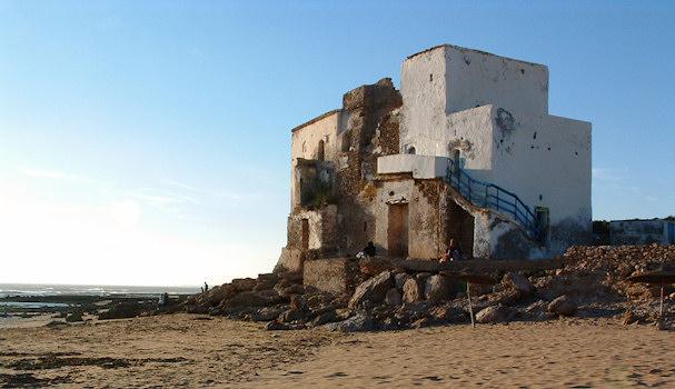 Afrikkalainen hauta: Sidi Kaouki / Essaouira, Marokko | kulkuri.org