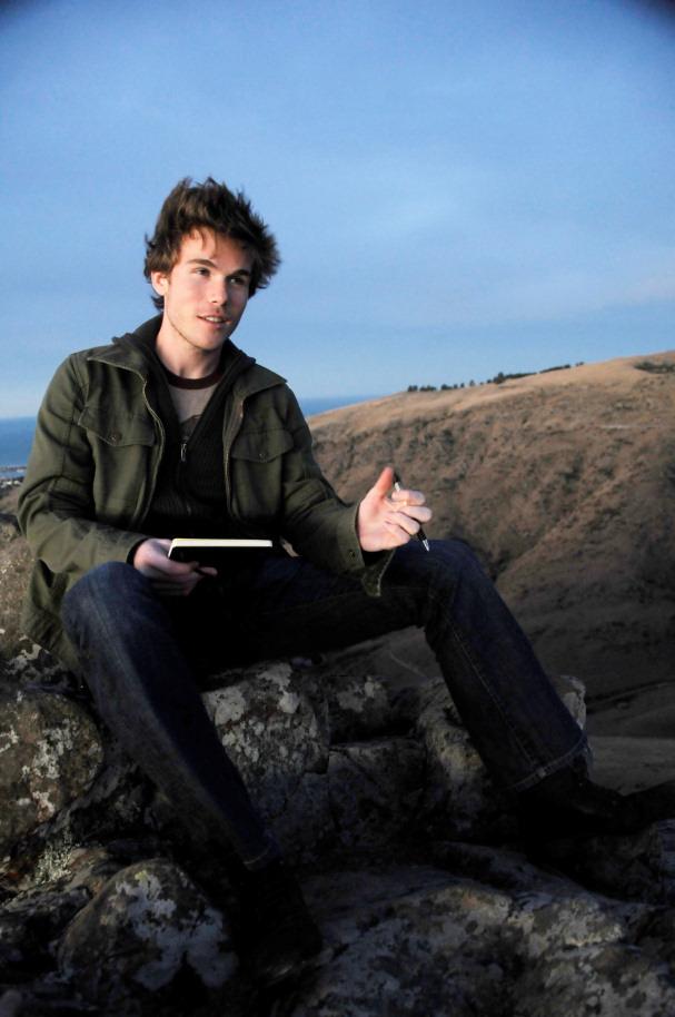 Colin Wright, matkustava tieteiskirjailija ja blogaaja | Colin Wright | kulkuri.org