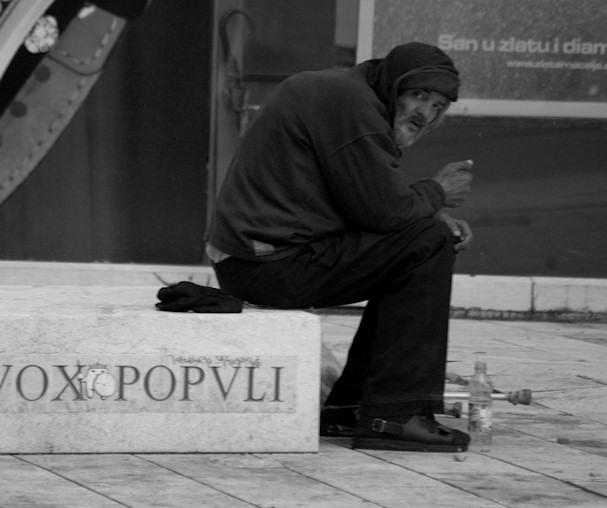 Kroatian-matkalle lähtevä voi yrittää etsiä tätä miestä | Krunoslav Baraba | public domain | kulkuri.org