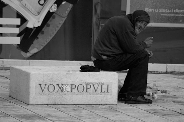 Myls Rijekan kansa tietää, Välimeren rannalla | Krunoslav Baraba | public domain | kulkuri.org