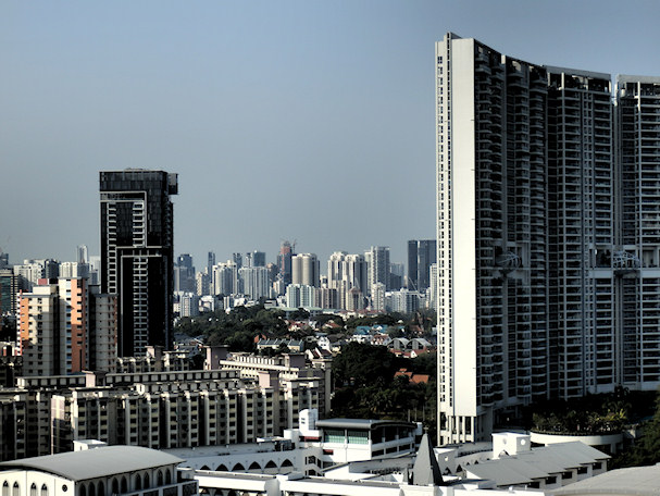 Singaporen hotellit ovat kalliita, joten yövyin kaverin pilvenpiirtäjäkämpässä | Maija Kauhanen | kulkuri.org