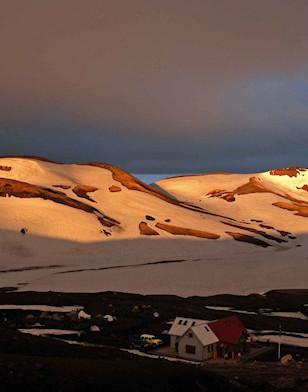 Viikon kuva: Landamannalaugar, Islanti