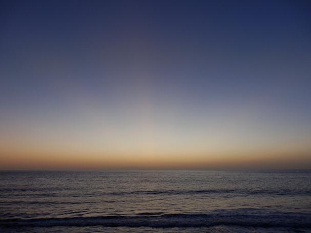 Unenomainen auringonlasku, auringon viime valo | Maija Kauhanen | Kulkuri.org