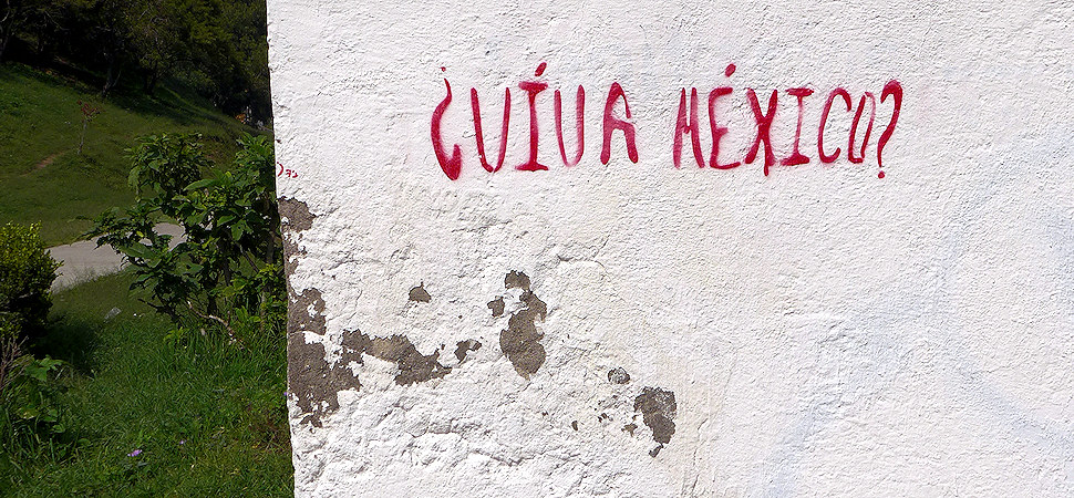 Viva Mexico? | Juha Matias Lehtonen |kulkuri.org