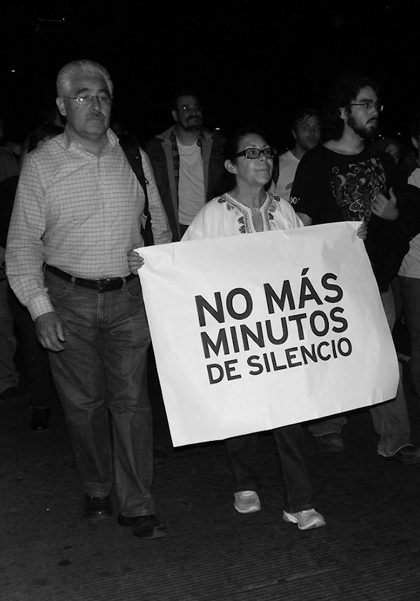 Kaikki marssijat eivät ole nuoria | Fernanda Plancarte | kulkuri.org