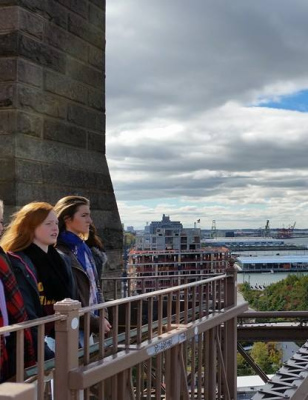 Viikon kuva: Brooklyn Bridge, New York