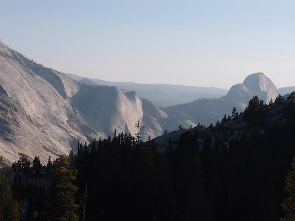 Viikon kuva: Olmsted Point, Yosemiten kansallispuisto, Yhdysvallat | Olavi Koistinen | kulkuri.org