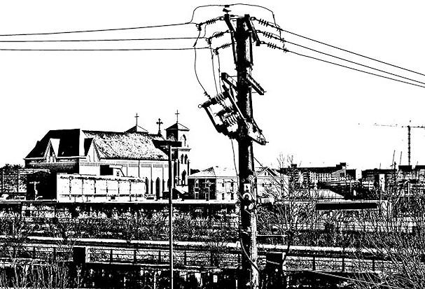 Kaupunkien rujo kauneus vainoaa kulkurin sielua | public domain | Kulkuri.org