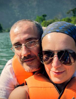 Kolmossivun kulkurit: Ivana ja Gianni