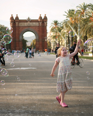 Viikon kuva: Barcelona, Espanja