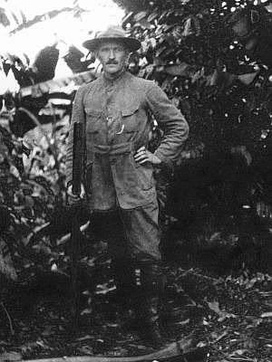 Rafael Karsten Ecuadorissa, Etelä-Amerikassa | public domain | kulkuri.org