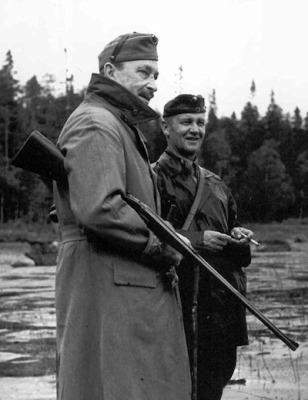 Marsalkka Carl Gustav Emil Mannerheim | public domain | kulkuri.org