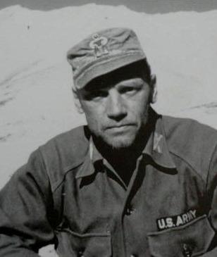 Lauri Törni alias Larry Thorne Yhdysvaltain armeijan palveluksessa | public domain | kulkuri.org