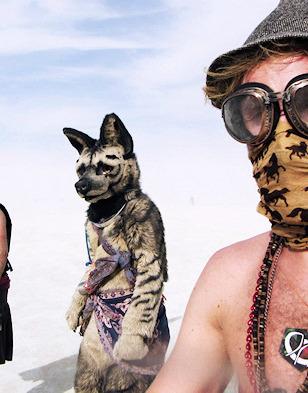 Viikon kuva: Burning Man, Yhdysvallat
