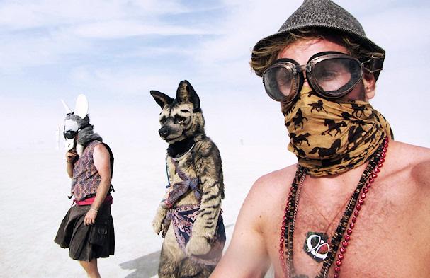 Viikon kuva: Burning Man, Yhdysvallat | Jochem Wieringa | kulkuri.org