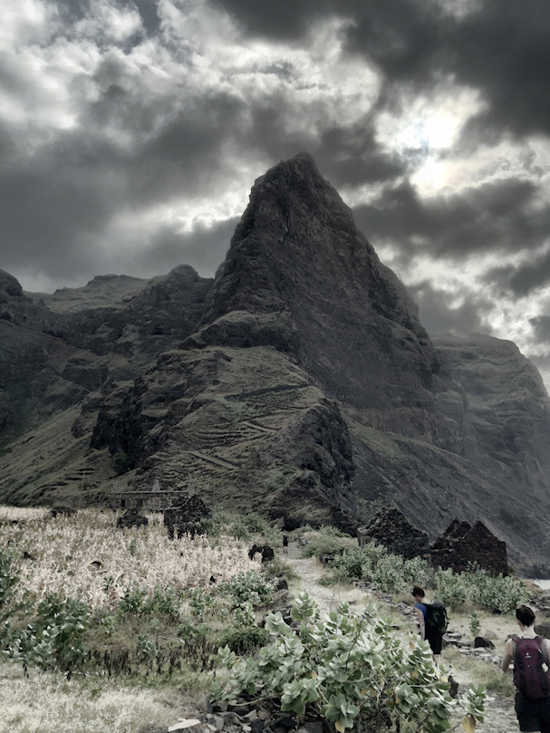 Ponta do Sol - Ribeira Seca - Kap Verde | Arttu Kataja | kulkuri.org