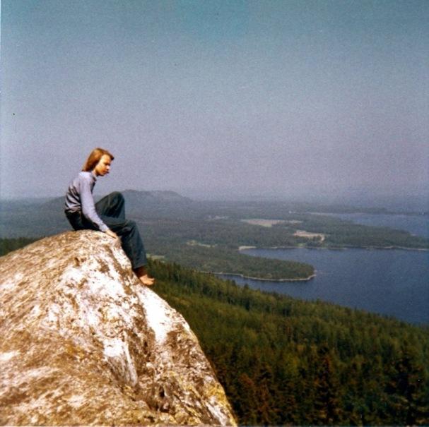 Kolilla, vuonna 1972 - (c) Pekka Haavisto - Kulkuri.org