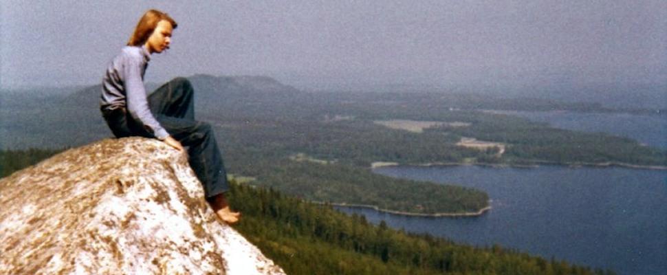 Kotimaanmatkailua Kolilla 1972 - pekka haavisto - 970