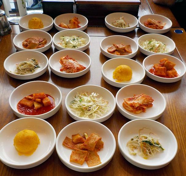Korealaisen keittiön antimia - Maria Paldanius - kulkuri.org