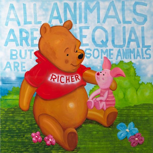 All Animals Are Equal But - Riiko Sakkinen - Kulkuri.org