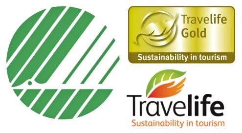 Joutsenmerkki ja Travelife ovat päteviä reilun matkailun sertifikaatteja