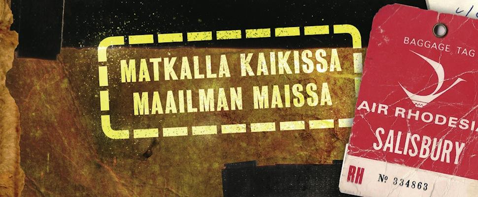 Rauli Virtanen, Reissukirja, kirja-arvio - WSOY - Kulkuri.org