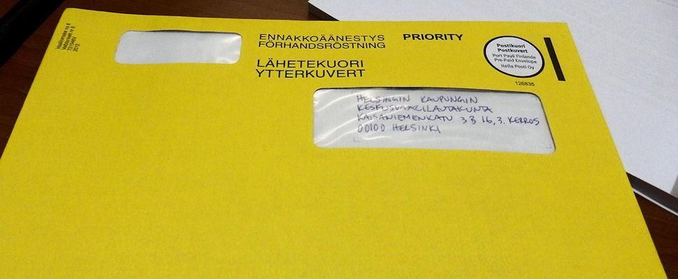 Ulkomailla äänestäminen on kohtuullisen helppoa - Maija Kauhanen - Kulkuri.org