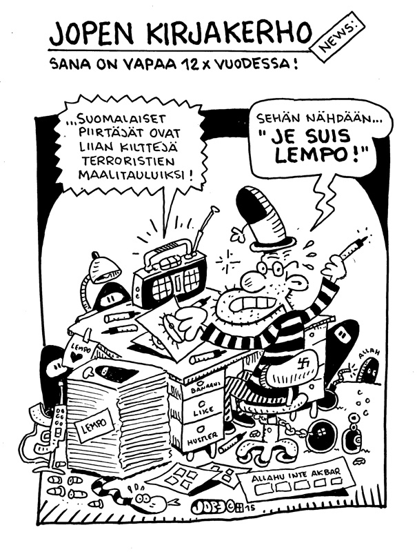 Je suis Lempo - Jope