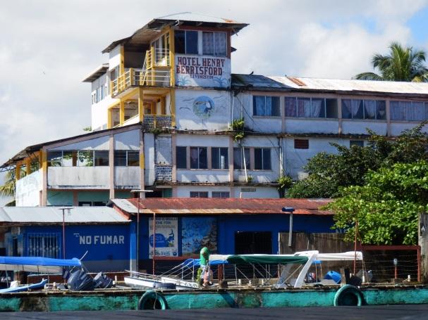 Lívingston on rapautuva ja mystinen pieni kaupunki Karibian rannoilla