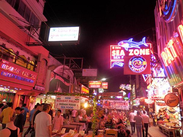 Bangkokin katukuvaa, Little India - Maija Kauhanen