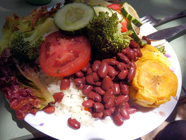Väli-Amerikan ruoka on yksinkertaista, mutta ravitsevaa - Maija Kauhanen
