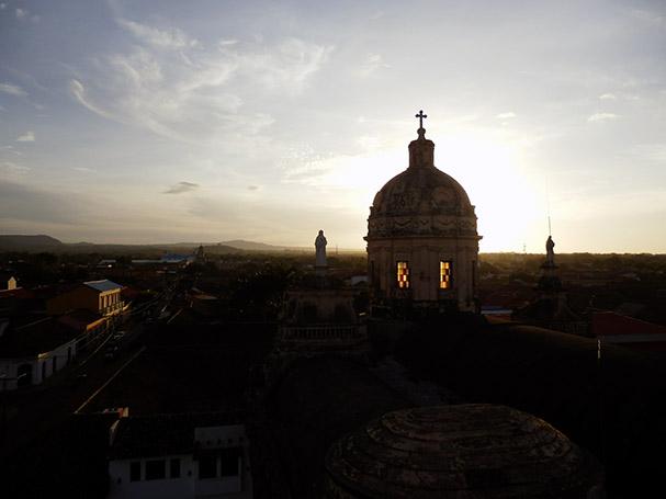Leónin katedraali on upea siirtomaa-aikainen rakennus - Maija Kauhanen